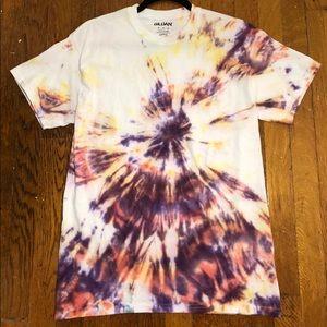 Sunburst Tie Dye T-shirt